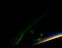 Auroras from the MD-11